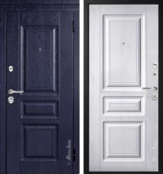 Стальная дверь Металюкс М600