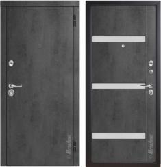 Стальная дверь Металюкс М70/3