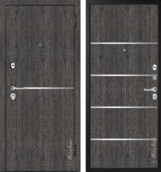 Стальная дверь Металюкс М74