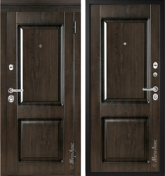 Стальная дверь Металюкс М78