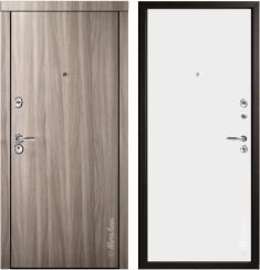 Стальная дверь Металюкс М92/1