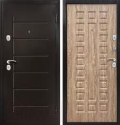 Металлическая дверь Магна ЙОРК (Карпатская ель)