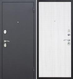 Металлическая дверь Гарда муар 10 мм Дуб сонома