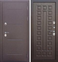 Металлическая дверь Гарда ISOTERMA (Изотерма) Венге