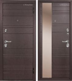 Металлическая дверь Металюкс М701