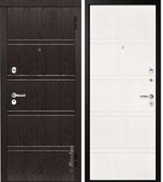Металлическая дверь Металюкс М711/2