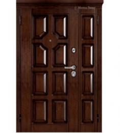 Металлическая дверь Металюкс М801 с капителью