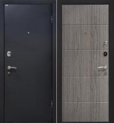 Металлическая дверь МеталЮр М24