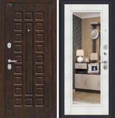 Металлическая дверь Porta S 51.П61 Almon 28/Bianco Veralinga