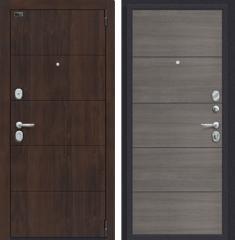Металлическая дверь Porta S 4.П50 Almon 28/Grey Veralinga