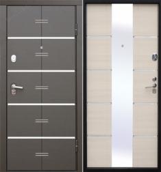 Металлическая дверь Гарда AltaTech Белый