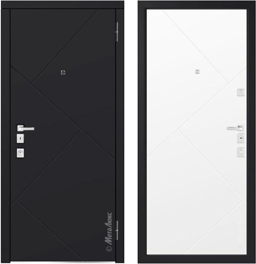 Металлическая дверь Металюкс М1100/11 Е