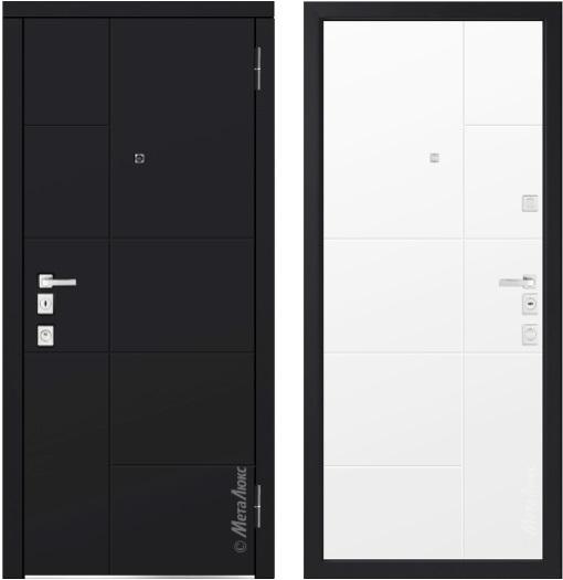 Металлическая дверь Металюкс М1101/11 Е