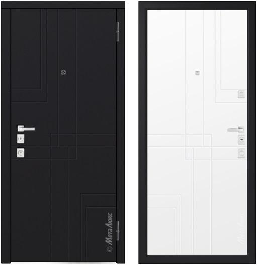 Металлическая дверь Металюкс М1102/11 Е
