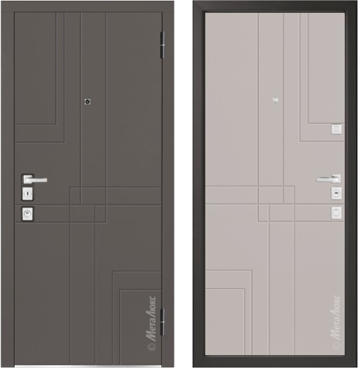 Металлическая дверь Металюкс М1102/7 Е