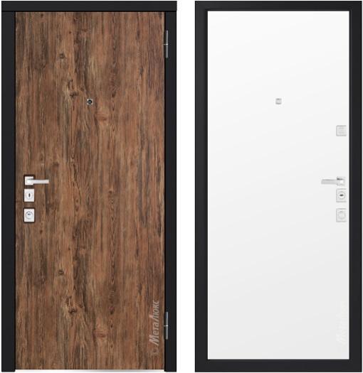 Металлическая дверь Металюкс М1200