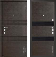 Металлическая дверь Металюкс  М1302/2