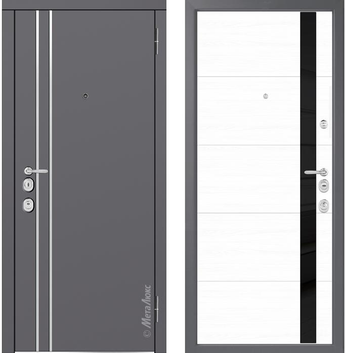 Металлическая дверь Металюкс  М1303/1