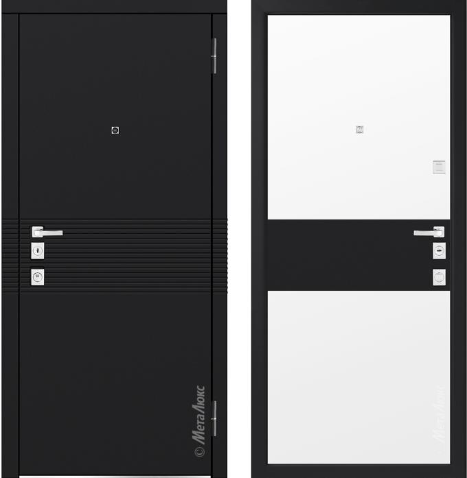 Металлическая дверь Металюкс М1401/1