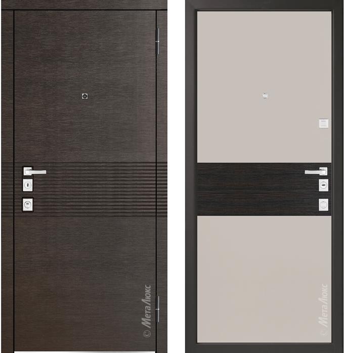 Металлическая дверь Металюкс М1401/3