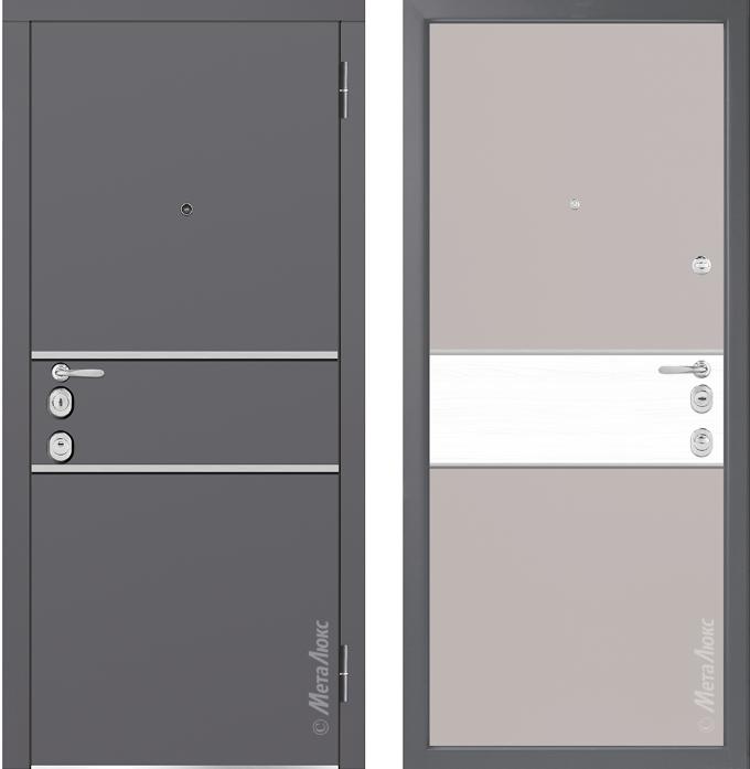 Металлическая дверь Металюкс М1402/2