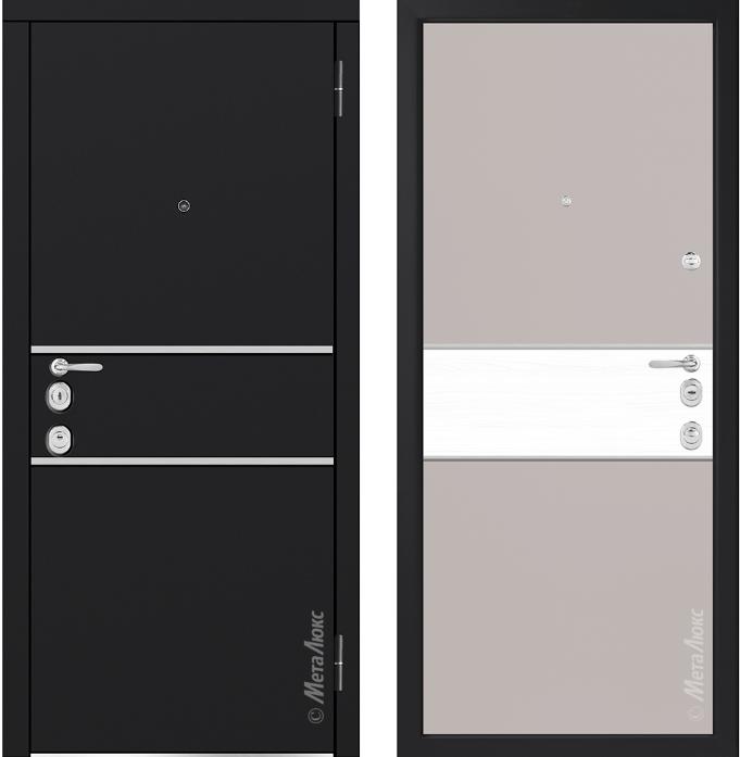 Металлическая дверь Металюкс М1402/3