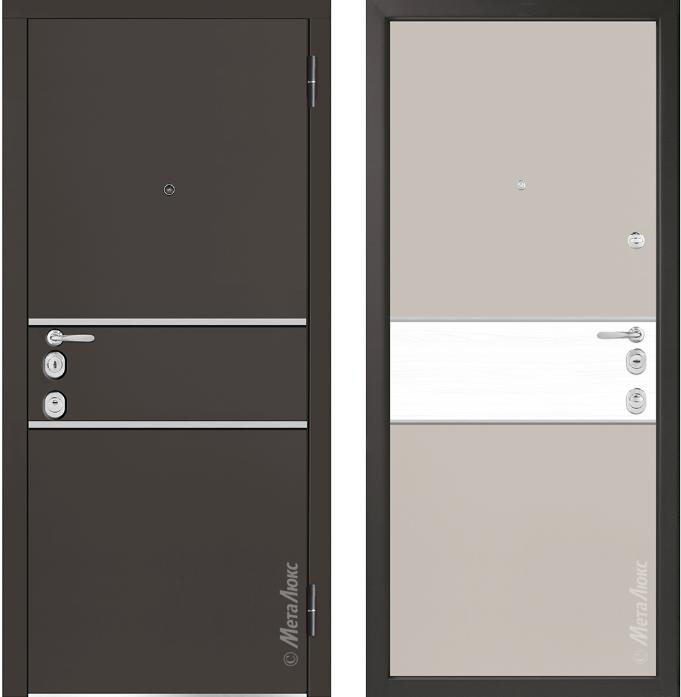 Металлическая дверь Металюкс М1402