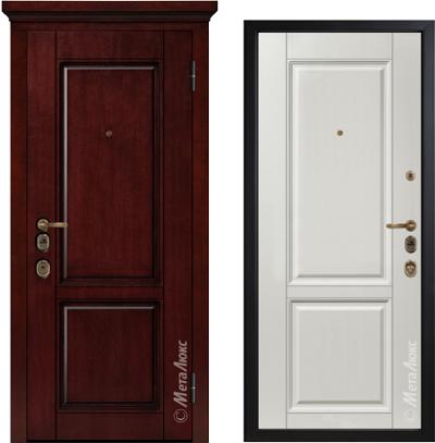 Входная дверь Металюкс М1706/4 Е2