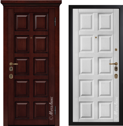 Входная дверь Металюкс М1700/19