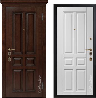 Входная дверь Металюкс М1701/7 Е2
