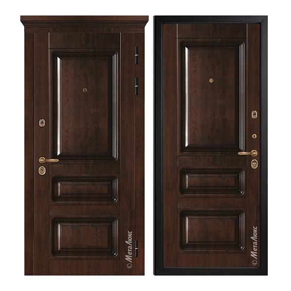 Металлическая входная дверь Металюкс М85/10
