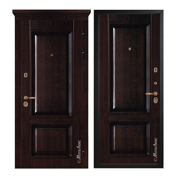 Металлическая входная дверь Металюкс М85/13