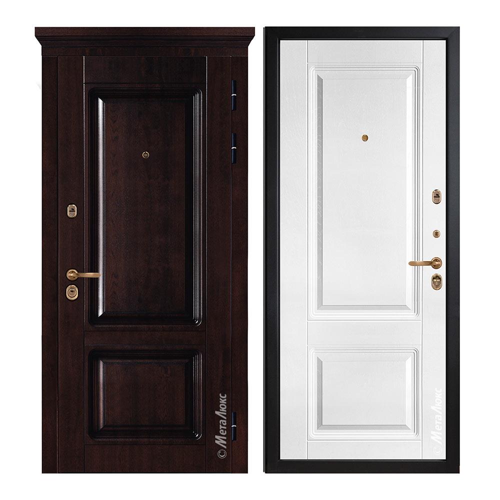 Металлическая входная дверь Металюкс М85/14