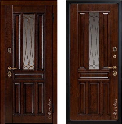 Входная дверь Металюкс М421/32