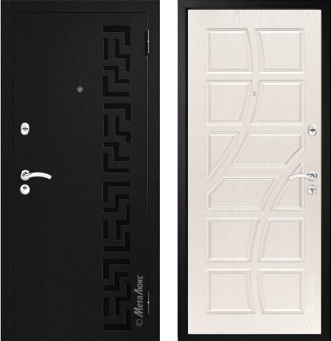 Входная дверь Металюкс с терморазрывом М2006/3