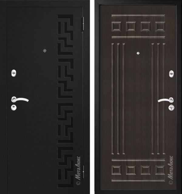 Входная дверь Металюкс с терморазрывом М2015