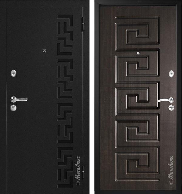 Входная дверь Металюкс с терморазрывом М2021