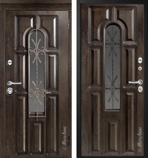 Входная дверь Металюкс с терморазрывом М2060