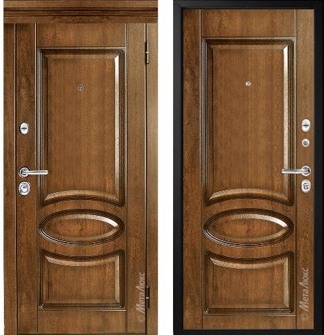 Входная дверь Металюкс с терморазрывом М2071/8