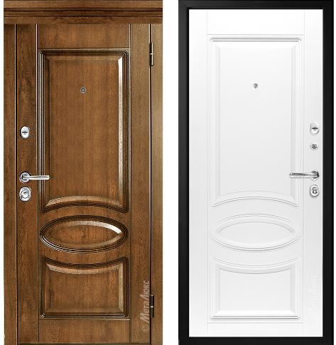 Входная дверь Металюкс с терморазрывом М2071/9