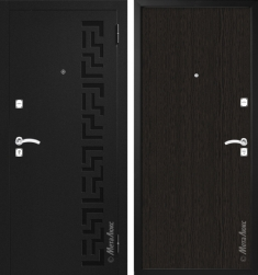 Стальная дверь Металюкс М100