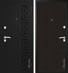 Стальная дверь М100