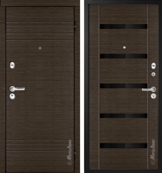 Металлическая дверь Металюкс М16