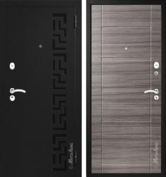 Металлическая дверь Металюкс М202