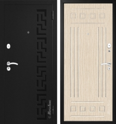 Стальная дверь Металюкс М203