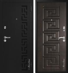 Стальная дверь Металюкс М21