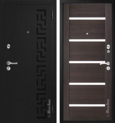 Металлическая дверь Металюкс М25