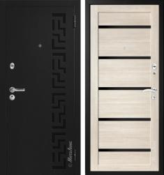 Стальная дверь Металюкс М27
