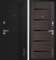 Стальная дверь Металюкс М28