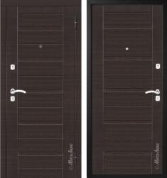 Стальная дверь Металюкс М300